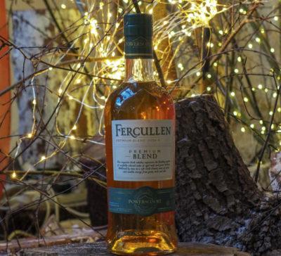 powerscourt distillery bottle by dorcas