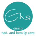 logo of emma nail and beauty care