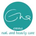 logo of emma nail and beauty care