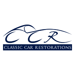new classic car restorations' logo made by zonua