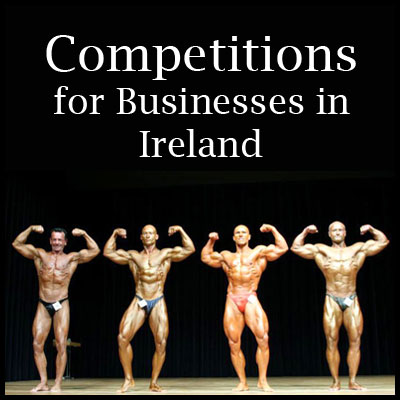 List of Competitions for Irish Businesses to Enter