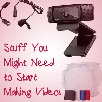 Video Equipment Ideas for Beginners
