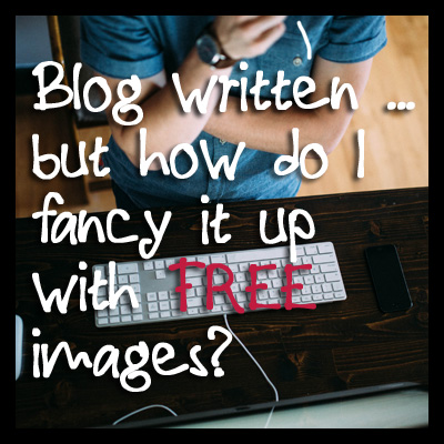 Get Free images for your Blog/website