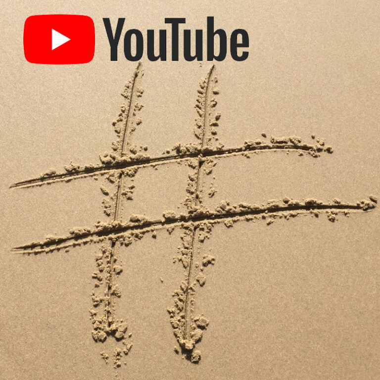 How to Use Hashtags on YouTube