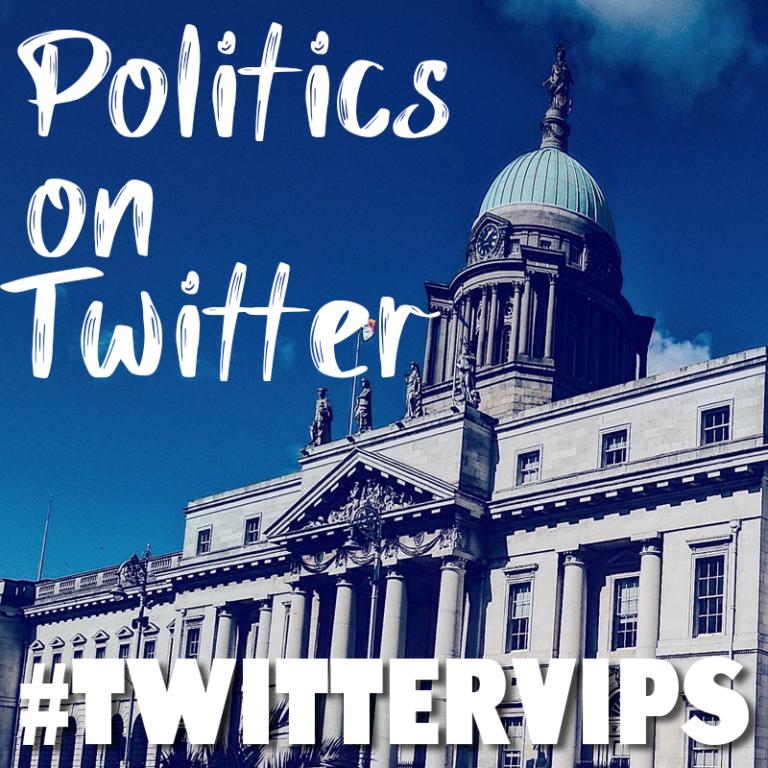 NEW! Top 40 Irish Politicians/Politics Accounts including @LeoVaradkar #TwitterVIPs