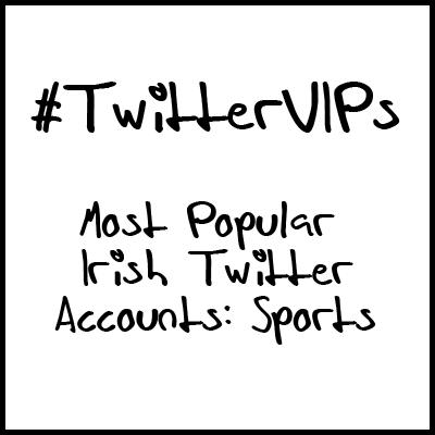 Updated! Top 40 Irish Sports Accounts including @BeckyLynchWWE @wwebalor @katietaylor #TwitterVIPs